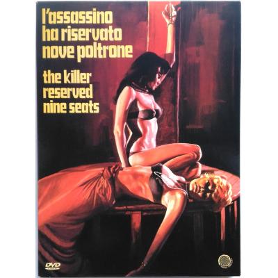 Dvd L'Assassino ha riservato nove poltrone