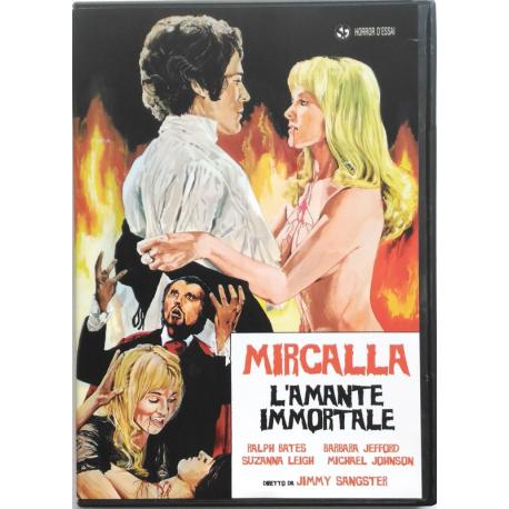 Dvd Mircalla - l'amante immortale