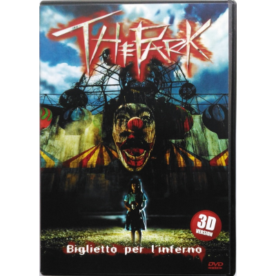 Dvd The Park - Biglietto Per L'Inferno - 3d Version