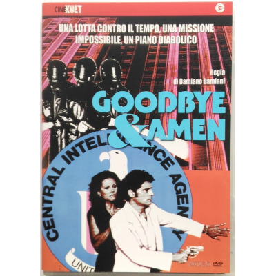 Dvd Goodbye & amen