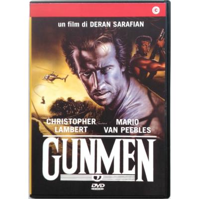 Dvd Gunmen - Banditi