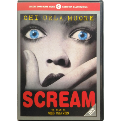 Dvd Scream - Chi urla muore