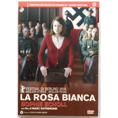 Dvd La Rosa Bianca - Sophie Scholl