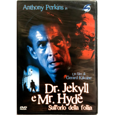 Dvd Dr. Jekyll e Mr. Hyde sull'orlo della follia