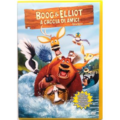 Dvd Boog & Elliot - A Caccia Di Amici