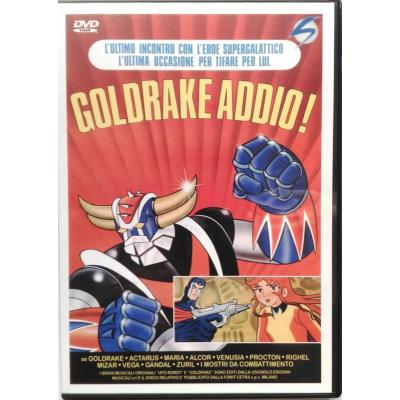 Dvd Goldrake Addio