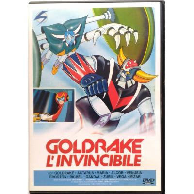 Dvd Goldrake l'invincibile