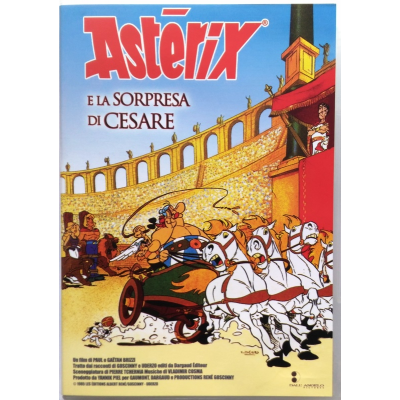 Dvd Asterix & la Sorpresa di Cesare 1985 Usato