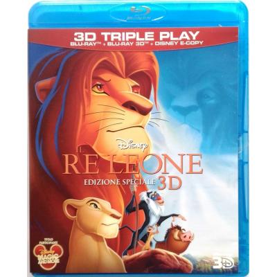 Blu-ray Il Re Leone - Edizione Speciale 3D + 2D