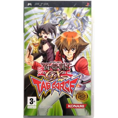 Gioco PSP Yu-Gi-Oh! GX Tag Force