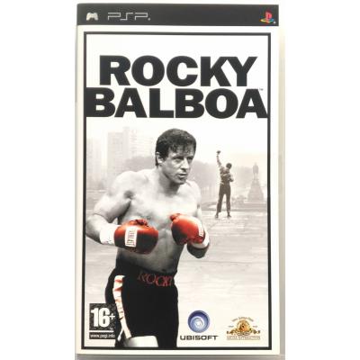 Gioco PSP Rocky Balboa