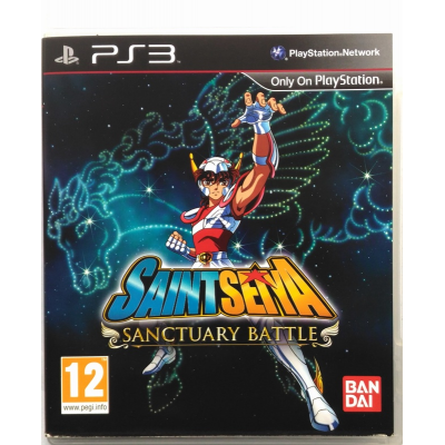 Gioco PS3 Saint Seiya - Sanctuary Battle