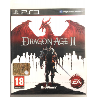 Gioco PS3 Dragon Age II 2