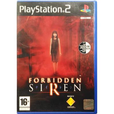 Gioco PS2 Forbidden Siren