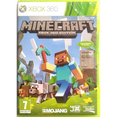 Gioco Xbox 360 Minecraft