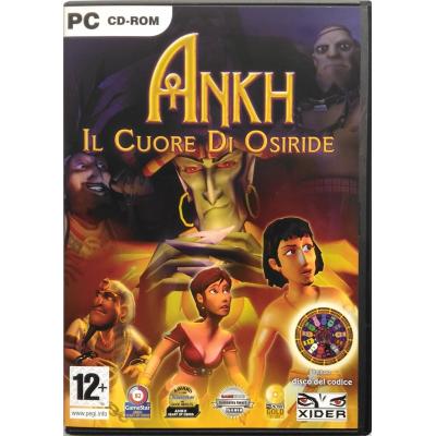 Gioco Pc Ankh - il Cuore di Osiride