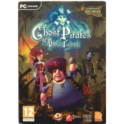 Gioco Pc Ghost Pirates of Vooju Island