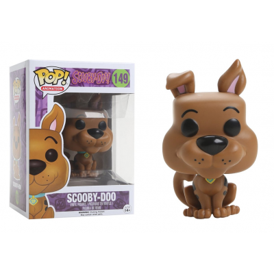 Scooby-Doo Pop! Funko animation Vinyl figure n° 149