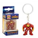 Portachiavi Avengers Infinity War Hulkbuster Pocket Pop! Vinyl KeyChain Funko