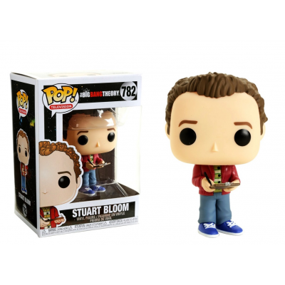 The Big Bang Theory S2 Stuart Bloom Pop! Funko