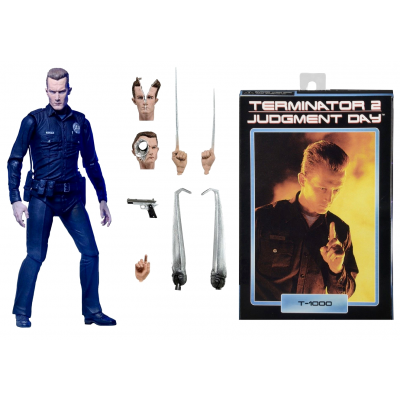 Action figure Terminator 2 Ultimate T-1000 Neca
