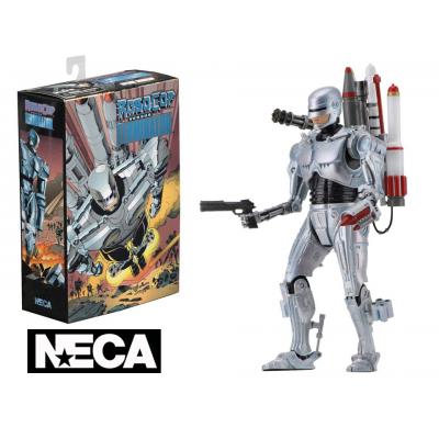 Action figure Ultimate Future Robocop Versus Terminator Neca