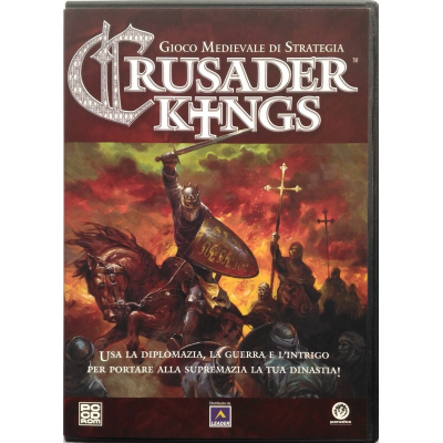 Gioco Pc Crusader Kings