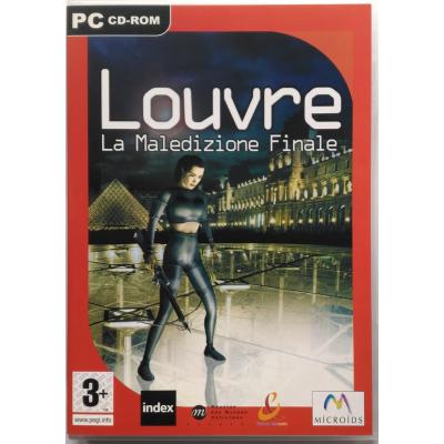 Gioco Pc Louvre - La Maledizione Finale