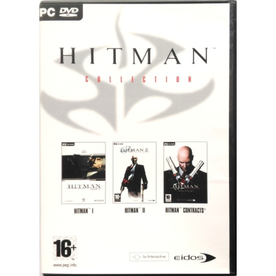 Gioco Pc Hitman collection I + II + Contracts