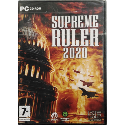Gioco Pc Supreme Ruler 2020