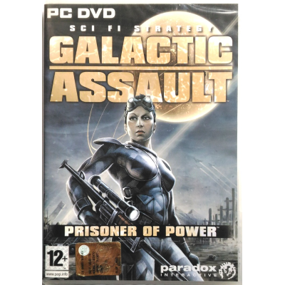 Gioco Pc Galactic Assault - Prisoner of Power