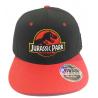 Jurassic Park Logo Snapback Cap official Result headwear