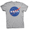 T-Shirt NASA Insignia Logotype maglia uomo Hybris