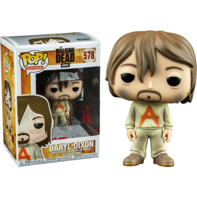 The Walking Dead - Savior Prisoner Daryl Dixon exclusive Pop! Funko