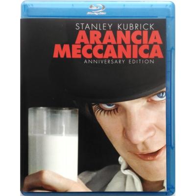 Blu-ray Arancia Meccanica - Anniversary Edit. 2 dischi