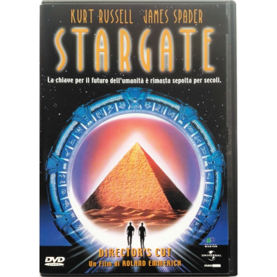 Dvd Stargate - Director's Cut