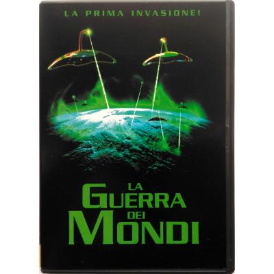 Dvd La Guerra dei Mondi 1952