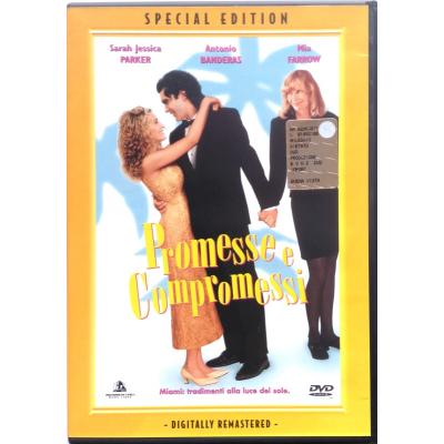 Dvd Promesse e Compromessi - Special Edition