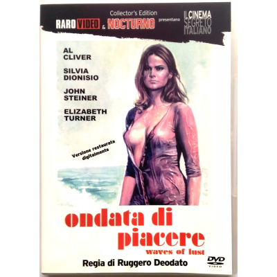 Dvd Ondata di piacere - Collector's edition