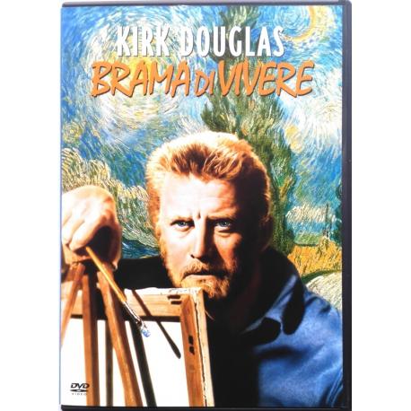 Dvd Brama di vivere con Kirk Douglas 1956