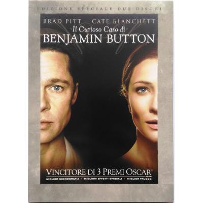 Dvd Il Curioso caso di Benjamin Button - Ed. speciale 2 dischi