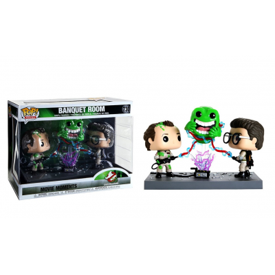 Ghostbusters 35° ann. Banquet Room Pop! Funko movie moments