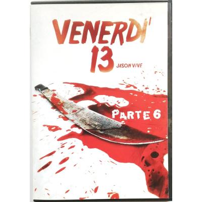 Dvd Venerdì 13 Parte VI 6 - Jason vive