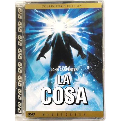 Dvd La Cosa - Collector's ed. Super Jewel Box