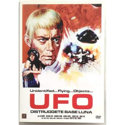 Dvd UFO - Distruggete base Luna
