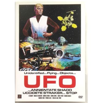 Dvd UFO Annientate Shado Uccidete Straker... Stop