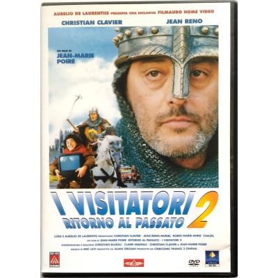 Dvd I Visitatori 2 - Ritorno al passato