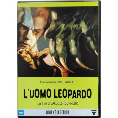 Dvd L'Uomo Leopardo