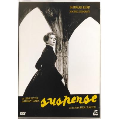Dvd Suspense - ed. Dolmen 1961