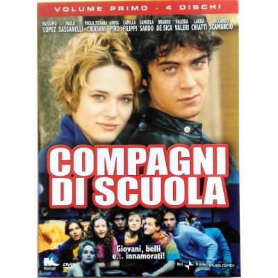 Dvd Compagni di scuola - volume primo